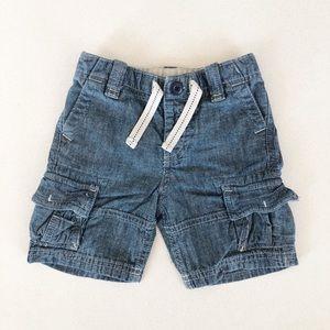 Gap Denim Cargo Shorts